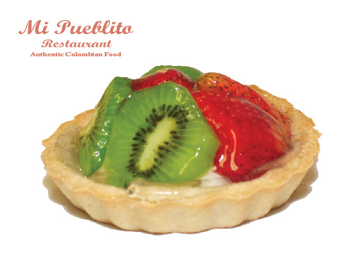 pastelito frutas,Mi Pueblito Bakery,Authentic Colombian Food